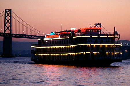 San Francisco Belle Riverboat Yacht Charters And Sf Bay