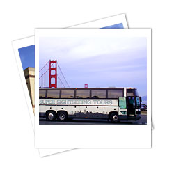 Super Sightseeing Deluxe San Francisco City Tour
