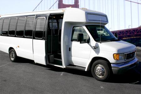 Church Mini Bus