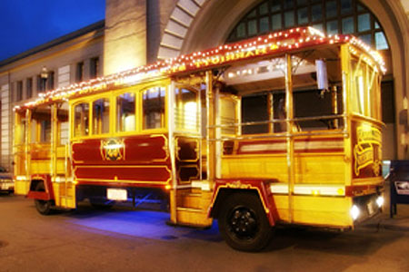 Trolley Car Rental, Cable Car Rental San Francisco, Cable ...
